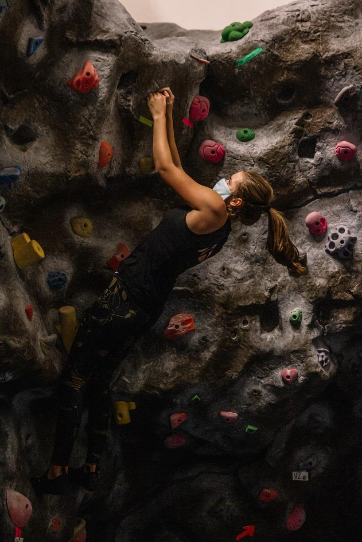 Deadline to Register for Basic Climbing #4