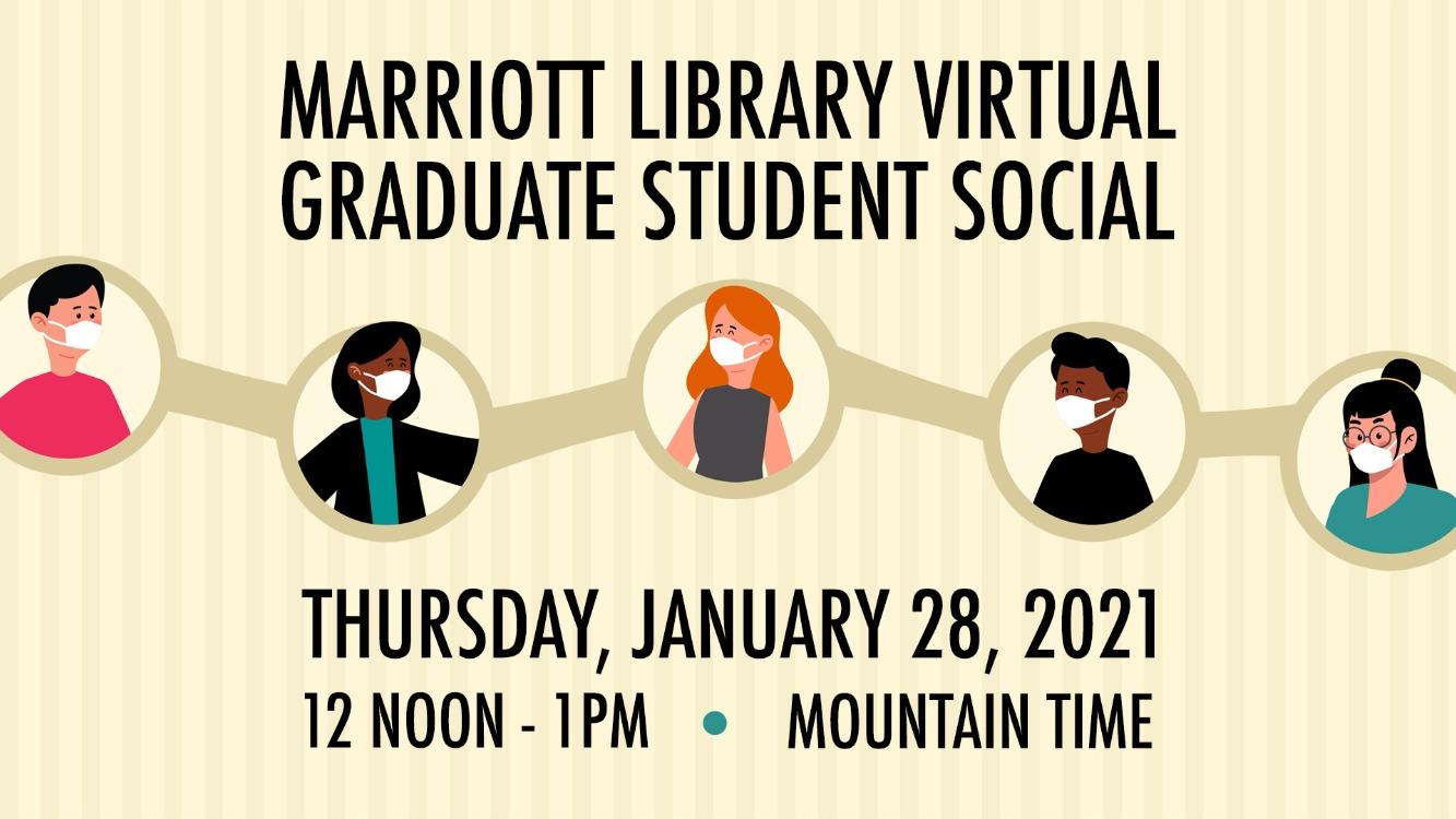 Virtual Graduate Student Social