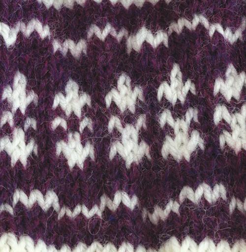 Fair Isle Knitting Technique