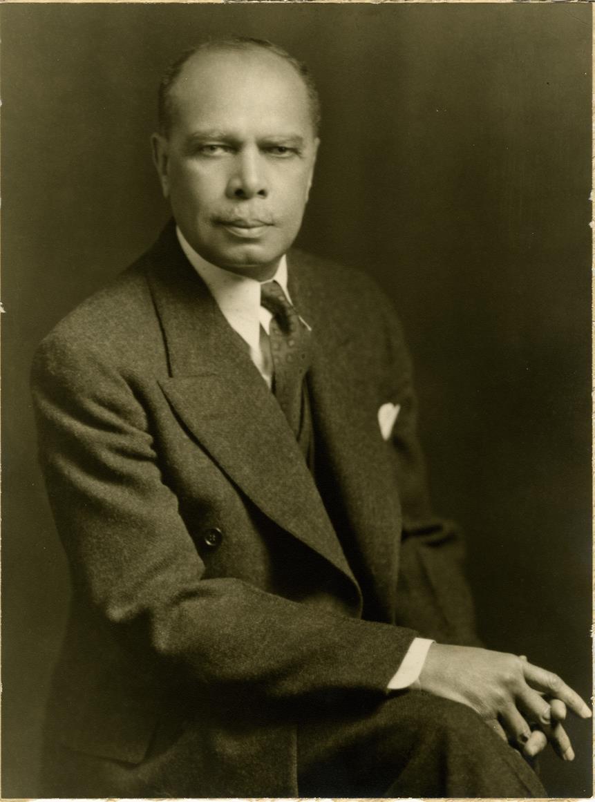 James Weldon Johnson & Black Cosmopolitanism