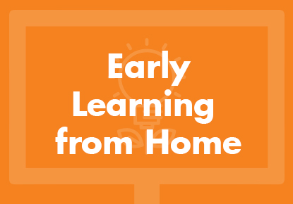Virtual Early Learning Together - Rainbow edition