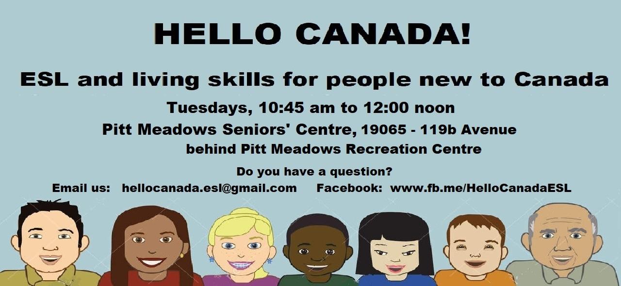 Hello Canada ESL