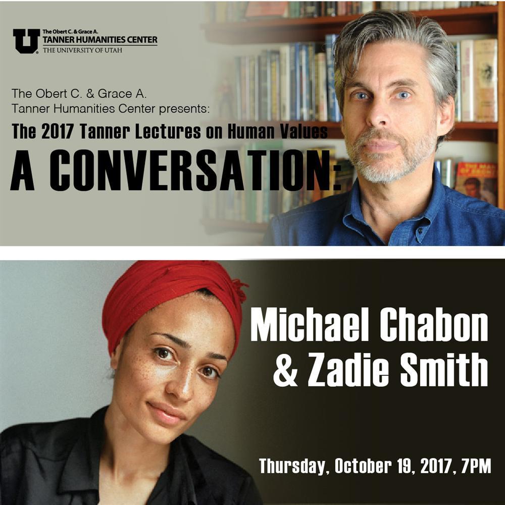 A Conversation: Michael Chabon & Zadie Smith