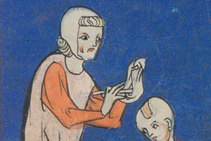Neuro-handwriting analysis: Where the Medieval and the 21st Century Collide