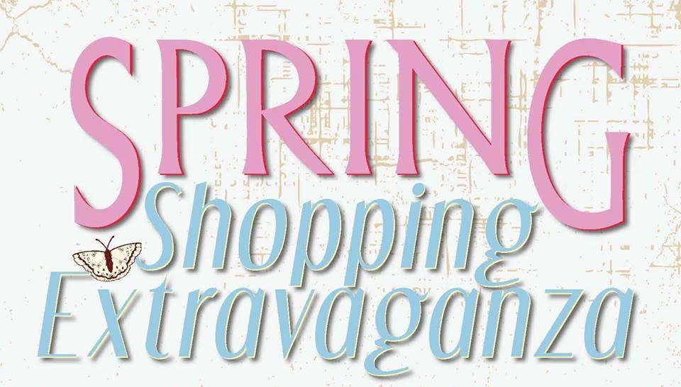 Sping Shopping Extravaganza