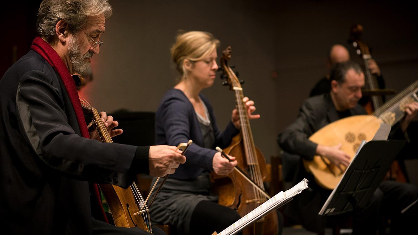 Virtuoso Series/Utah Presents: Jordi Savall Splendor of the Iberian Baroque [Arts Pass Event]