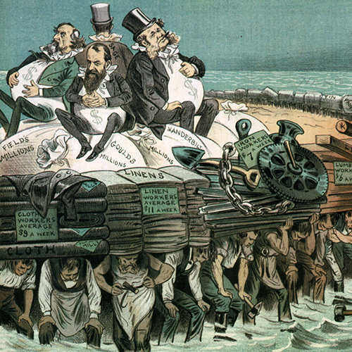 The Gilded Age and Today
