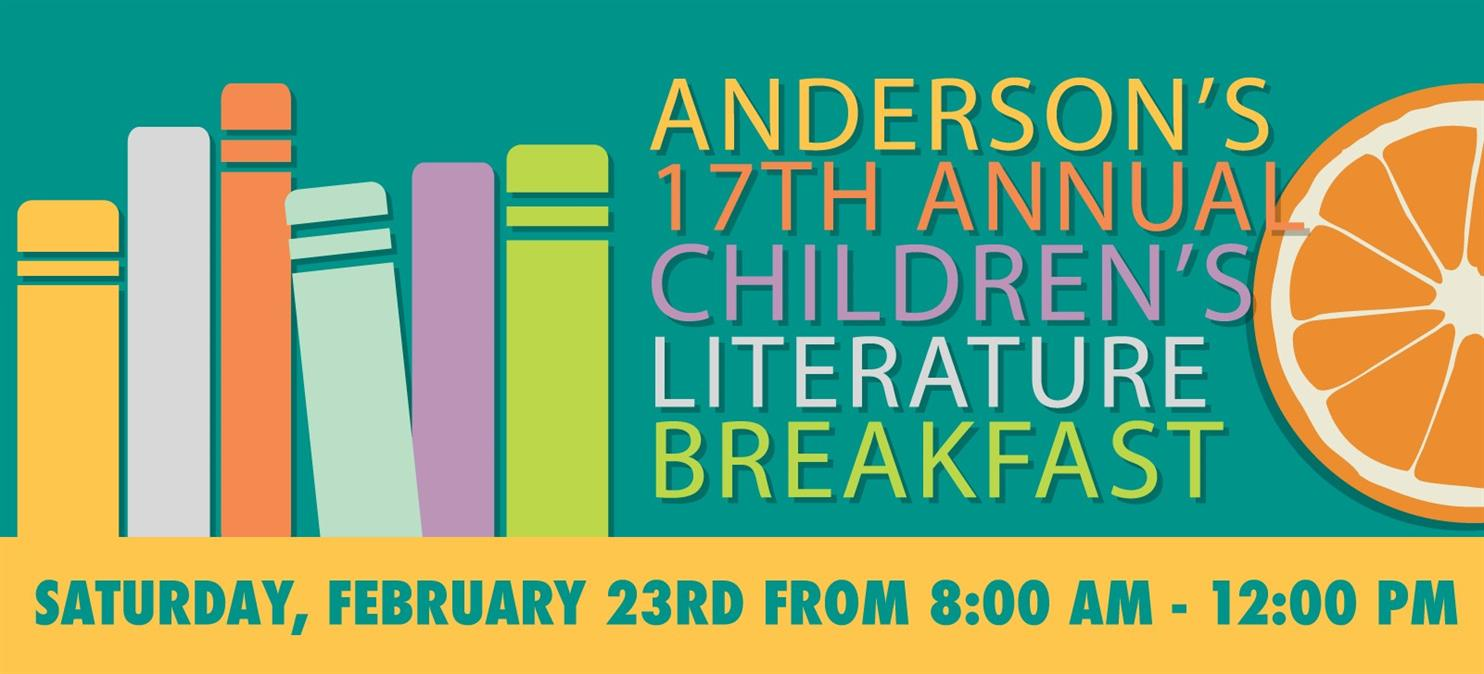 17th Annual Children's Literature Breakfast