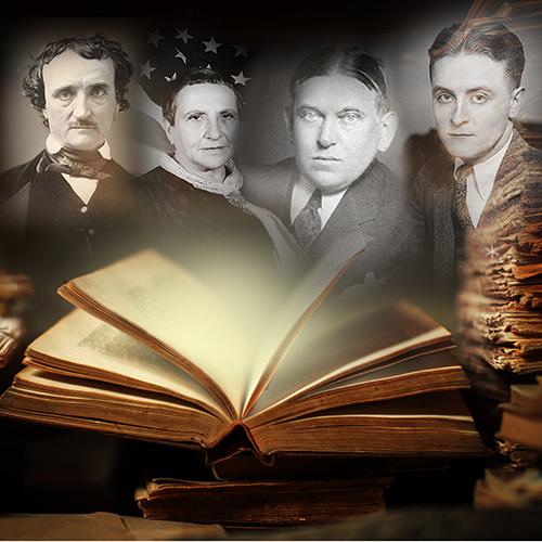 Literary Baltimore: Poe, Stein, Mencken, and Fitzgerald