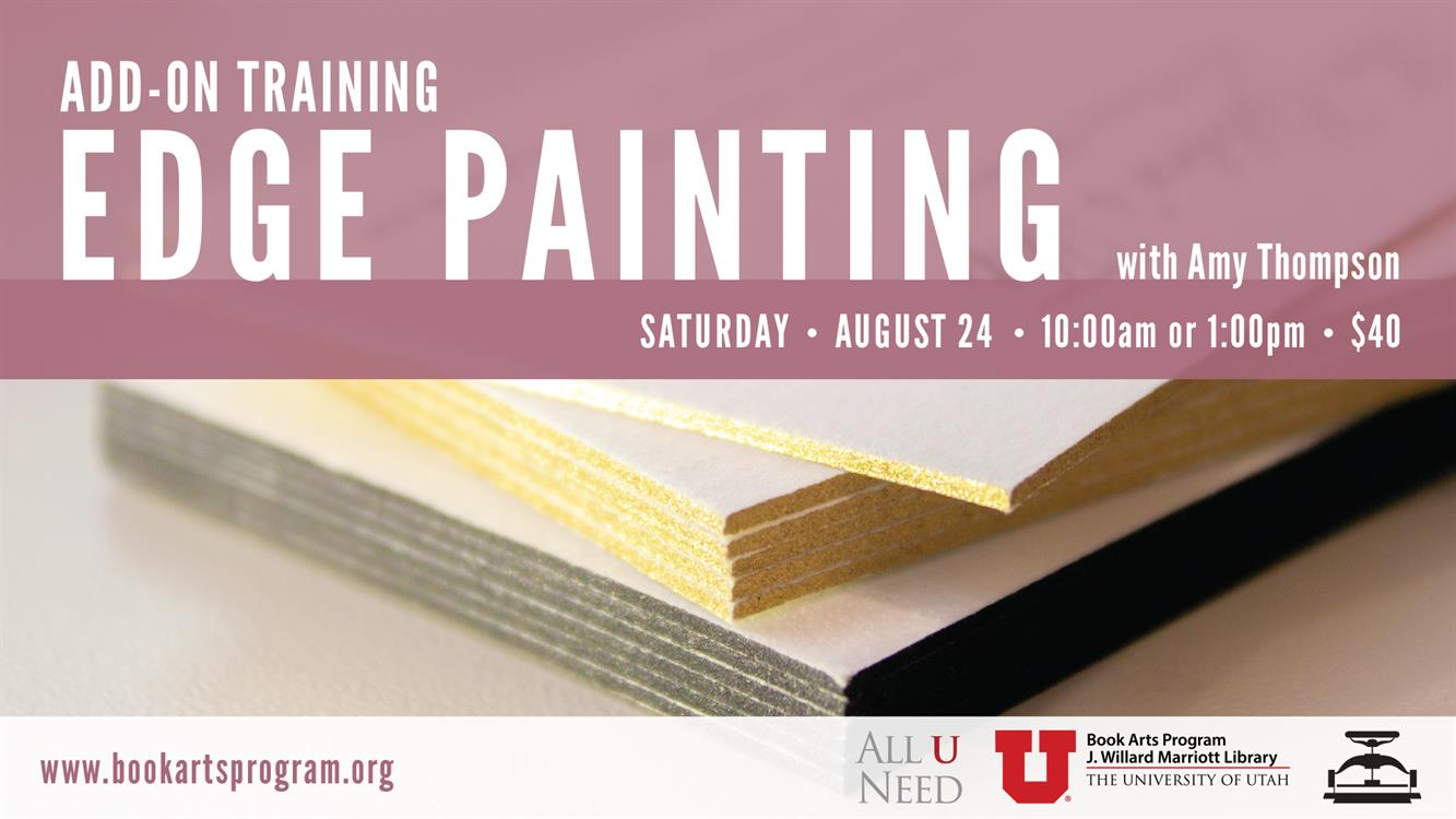 Add-on Training: Edge Painting (Session 1)