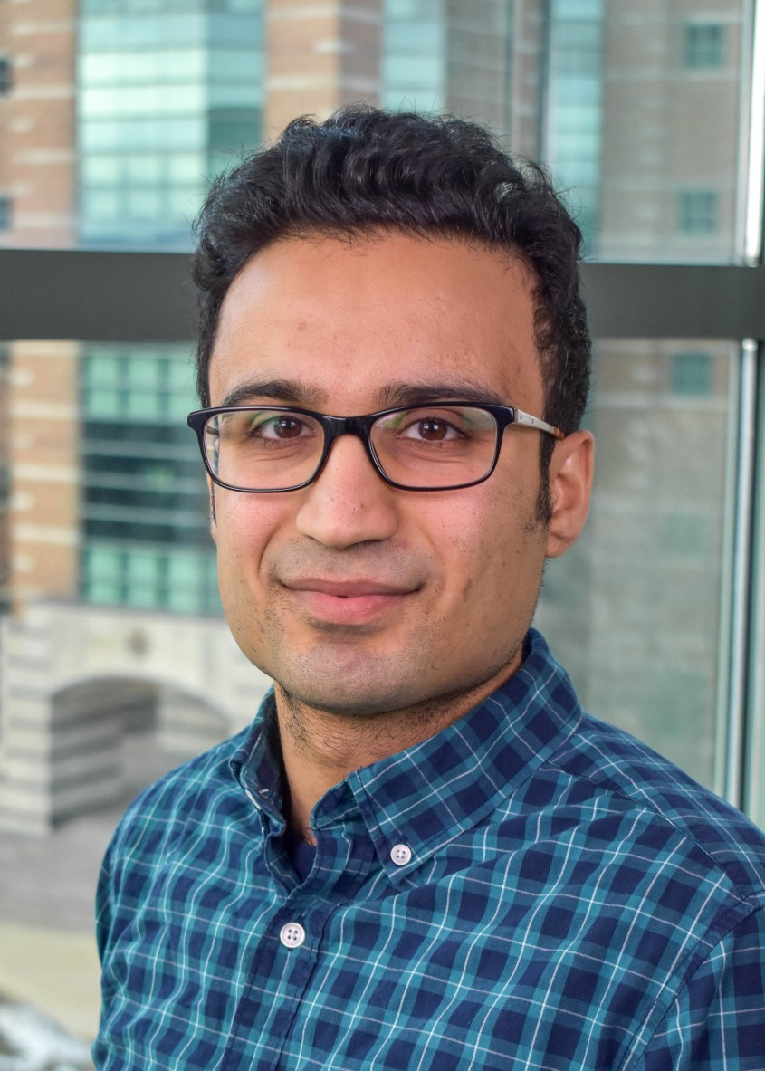 A&A Seminar with Amir Taghvaei on Controlled Interacting Particle Systems