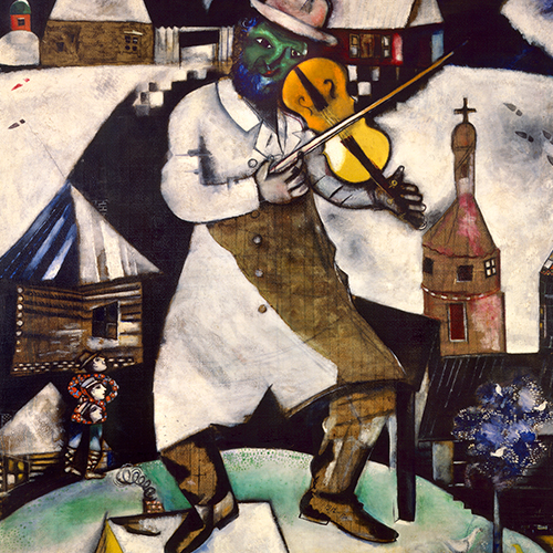 A Fiddler on the Roof: The Art of Chagall