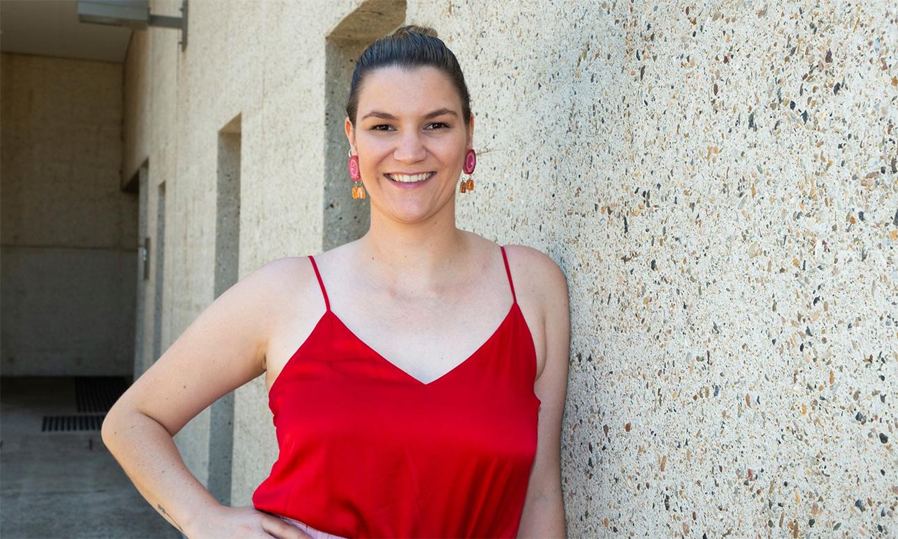 Artist talk: Blakfeeds with Rachel Sarra