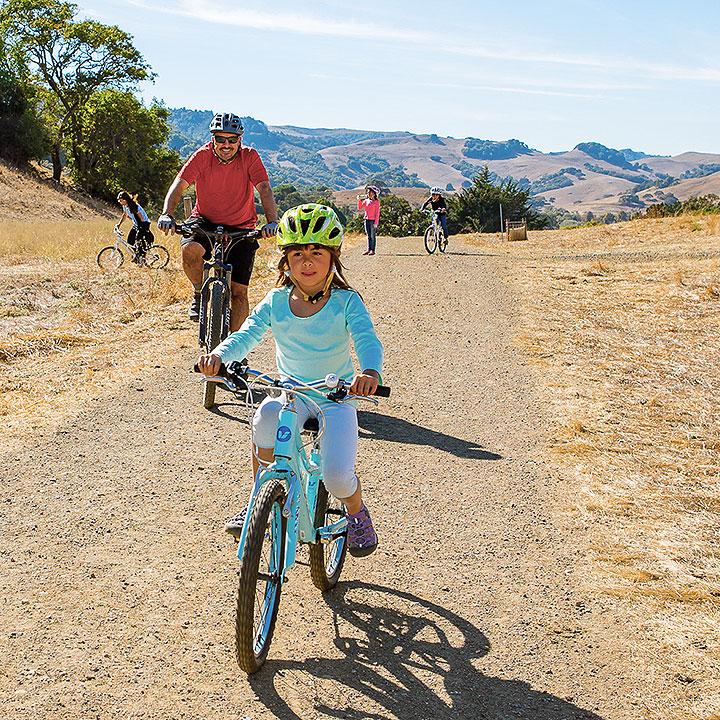 Wildflower Mountain Bike Tour
