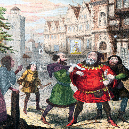 Shakespeare's London: A Living Stage