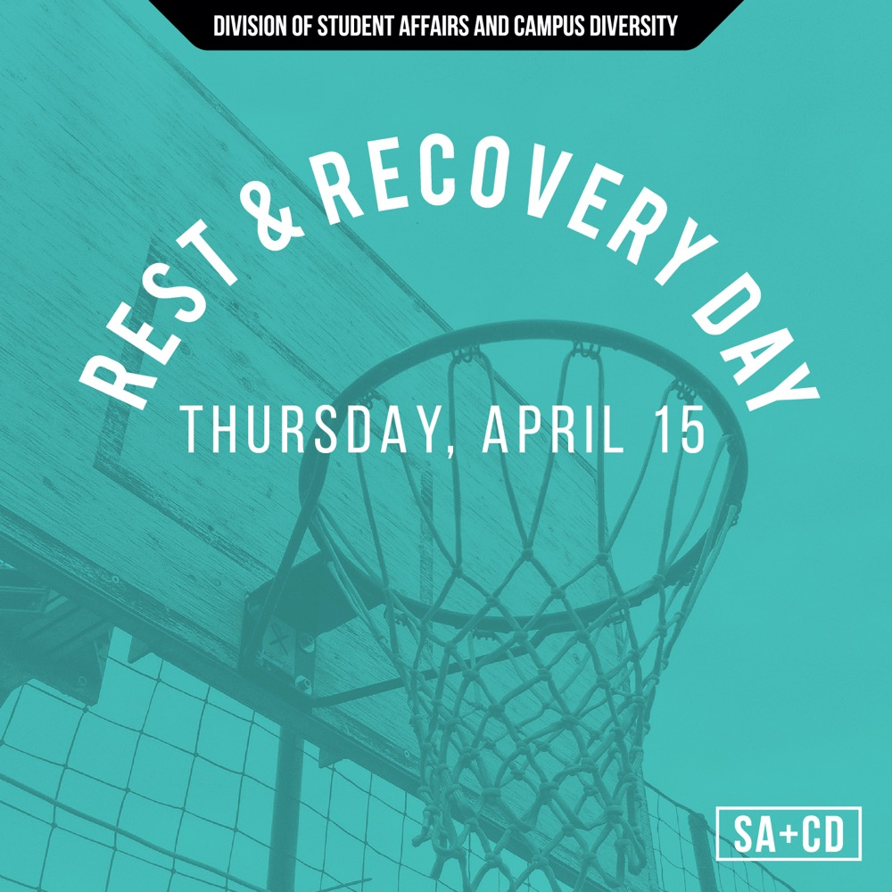 Rest & Recovery Day - No classes