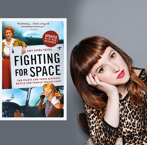 Fighting for Space: Pilots Jackie Cochran and Jerrie Cobb