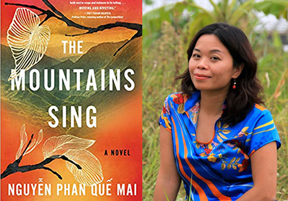 CANCELED - Nguyen Phan Quế Mai discuss The Mountains Sing at the Elliott Bay Book Company