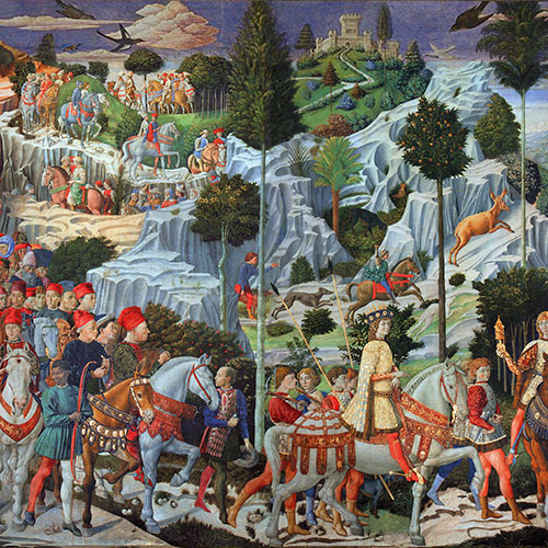 The Medici in Florence: Political Dynasty, Patrons of the Arts