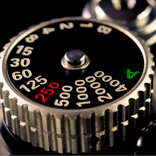 Photo 101: Apertures, Shutter Speeds, and Exposure Modes