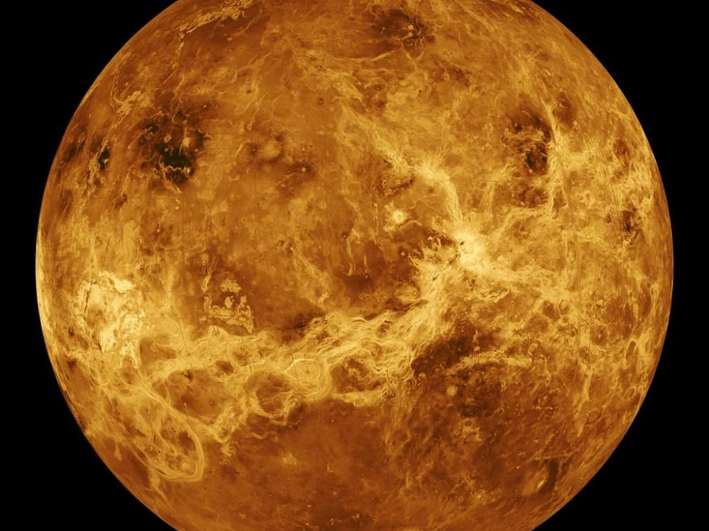 Venus Rediscovered: An Astrobiological or Astrophysical Frontier? (Exploring Space Lecture)