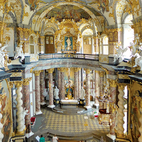 Drama Most Splendid: The Art and Architecture of the Baroque and Rococo