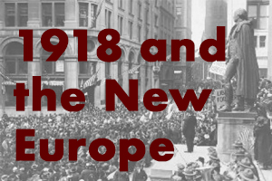 Rethinking 1918: Interventions into the Future