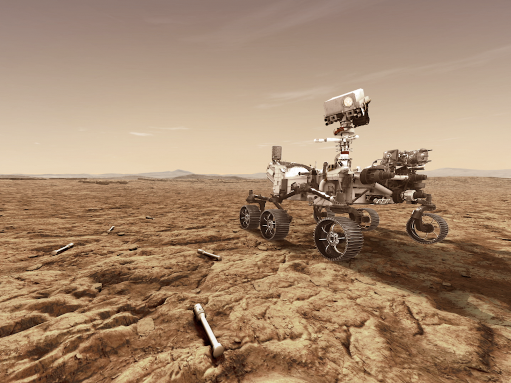 Live Chat: Launch of a New Mars Rover