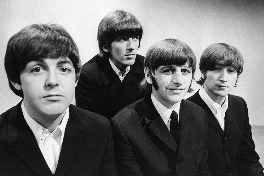 She Loves You: The Beatles as Rock 'n' Roll Proto-Feminists