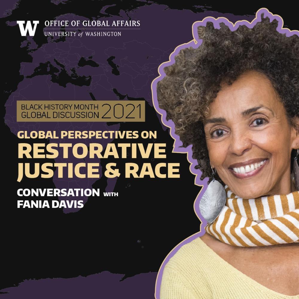 Global Perspectives on Restorative Justice & Race: Conversation with Fania Davis