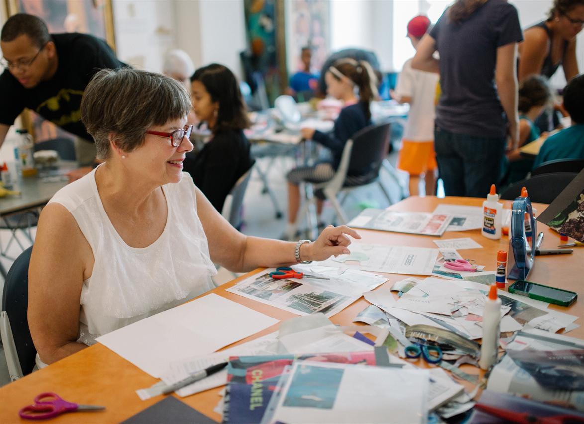 Open Studio Fridays- Above and Below Watercolors