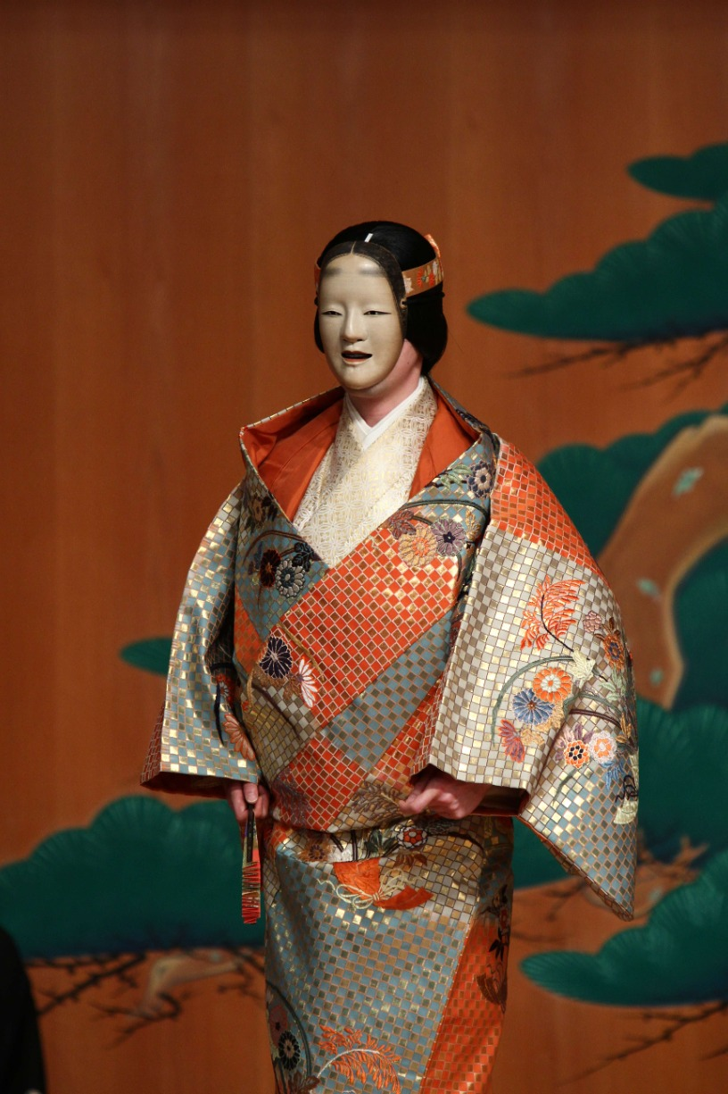 What is Noh? A lecture by Paul Atkins