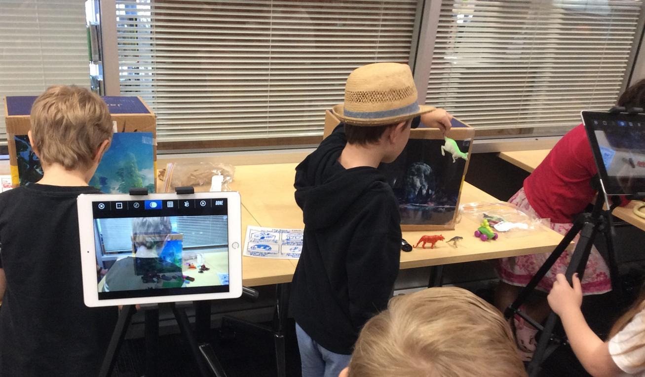 Redland City Event - Stop Motion Minecraft