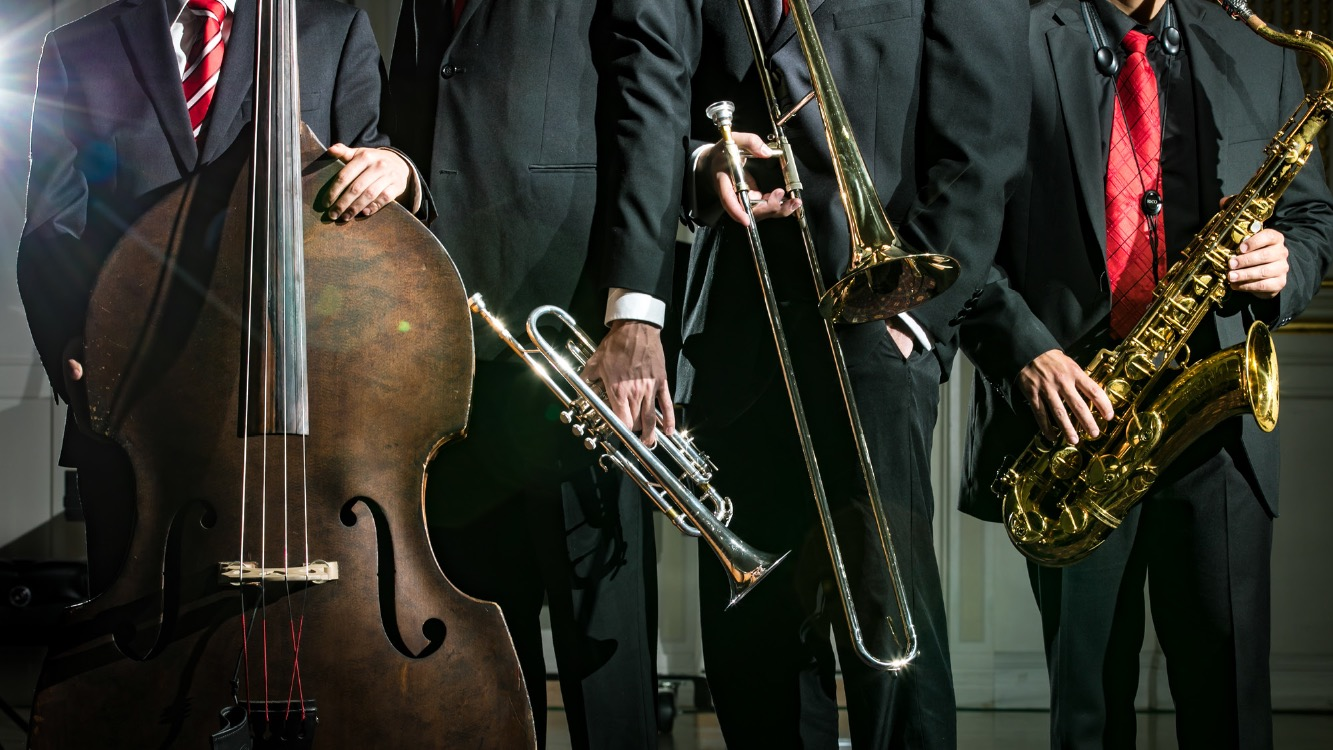 Jazz Repertory Ensemble | Arts Pass Event
