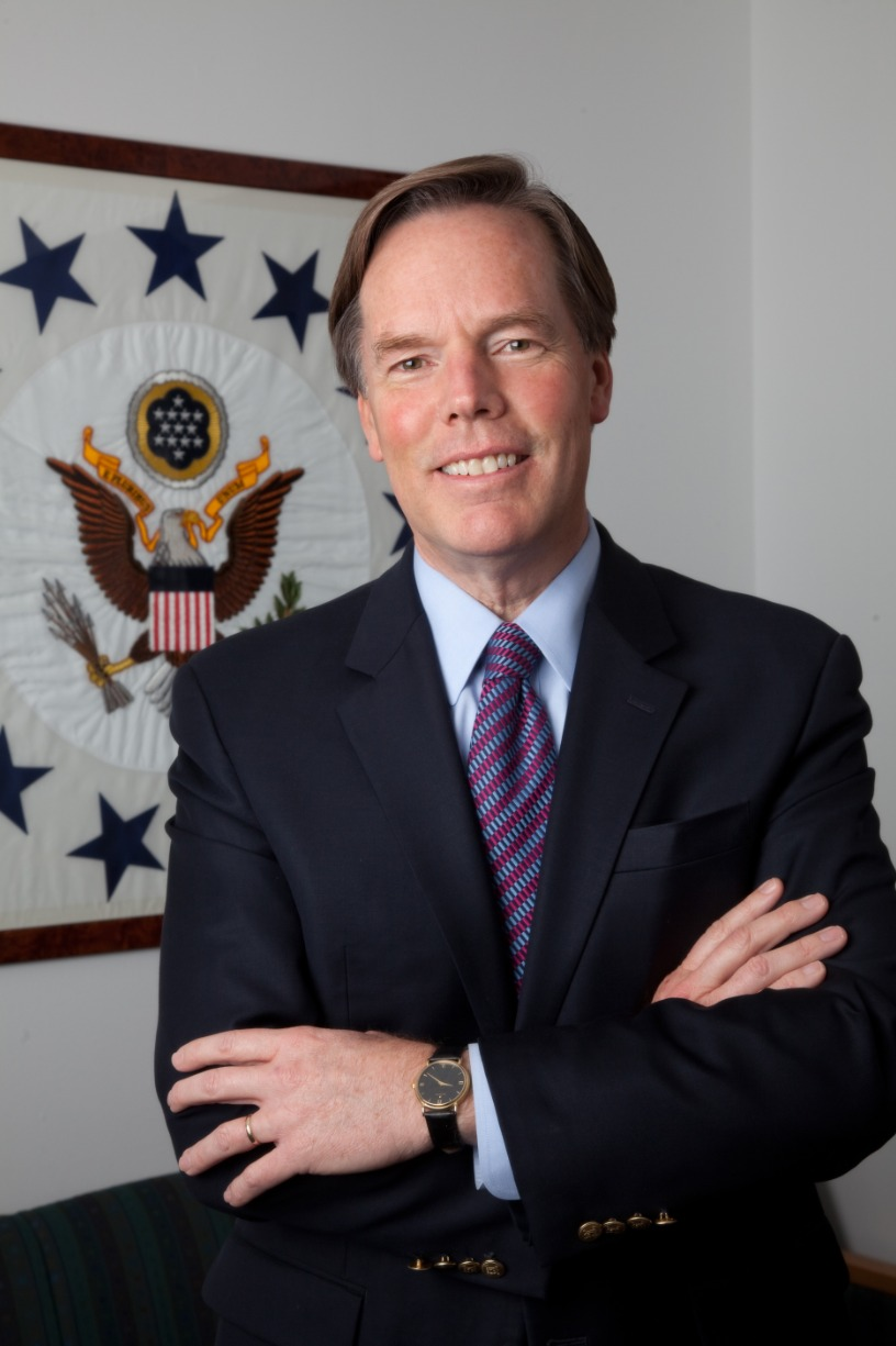 TALK   Ambassador Nicholas Burns on The Crisis in Transatlantic Relations and Other Global Challenges