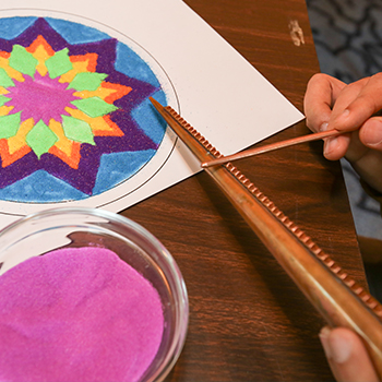 Family Event: Sand Painting