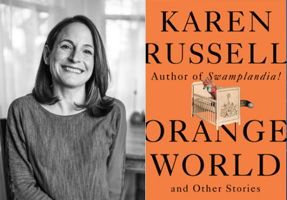 """Karen Russell Discusses """"Orange World and Other Stories"""""""