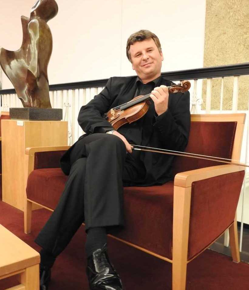 Public Masterclass with Sebastian Liebig: Writing for Violin