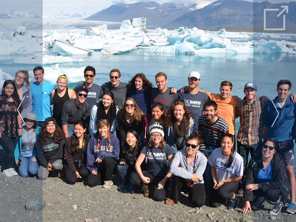 "Summer Abroad Iceland, ""Thermodynamics in the Land of Fire and Ice"" (Info Session)"
