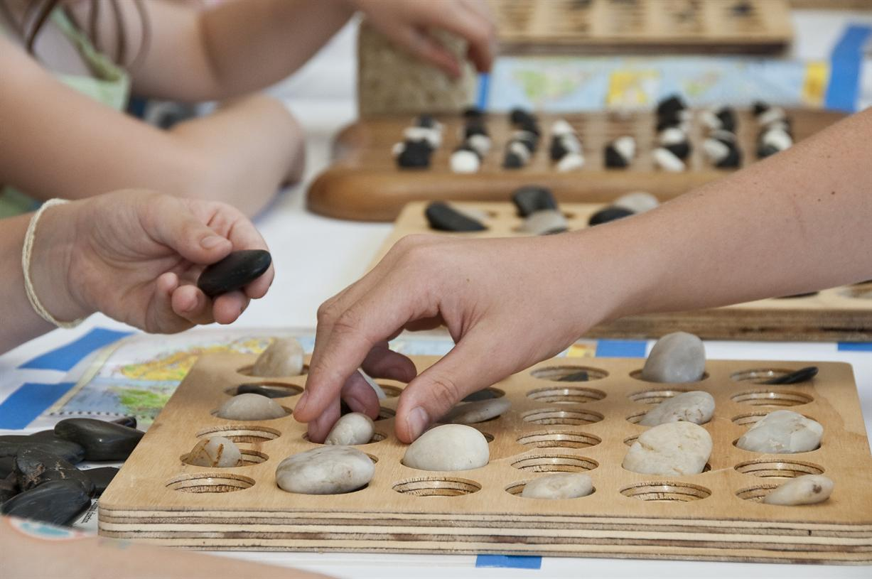 Winter Blast: A Family Day of Native Games