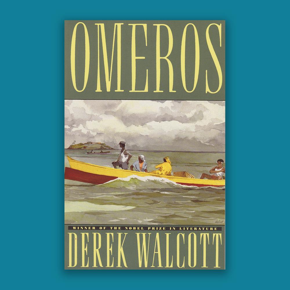 Carlos Reads Omeros
