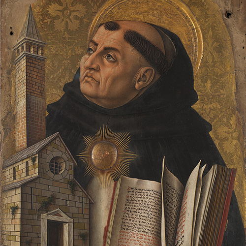 The Philosophical Thought of Thomas Aquinas