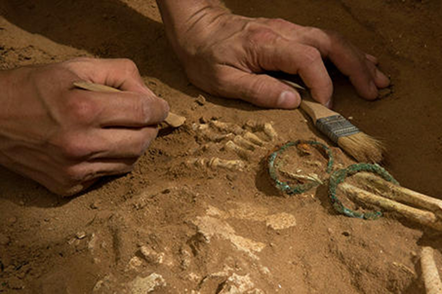 Special Activity for International Archaeology Day
