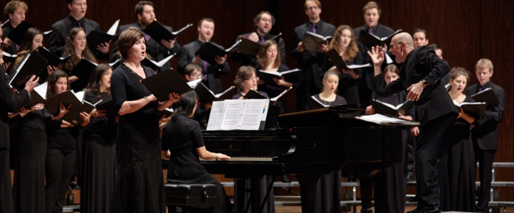 UW Chamber SIngers and University Chorale