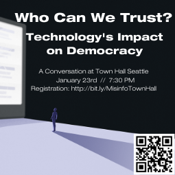 Who Can You Trust? Technology's Impact on Democracy