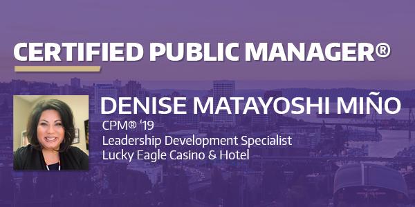 CPM® Info Session feat. Denise Matayoshi Miño