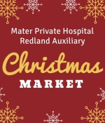 Redland City Event - Mater Private Hospital Redland Auxiliary Christmas Market