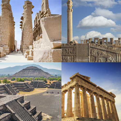 Great Monuments of the Ancient World: Acropolis