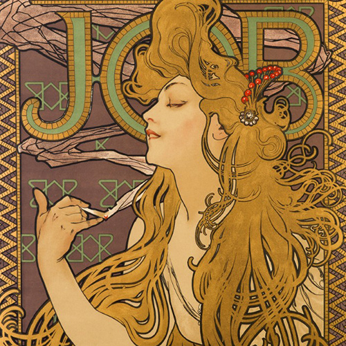 Mucha at Poster House: Designs That Dazzled a New Age