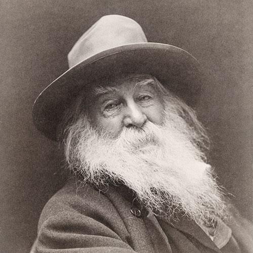 Walt Whitman in Washington